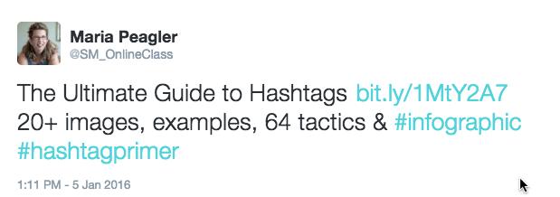 twitter headline checklist detailed