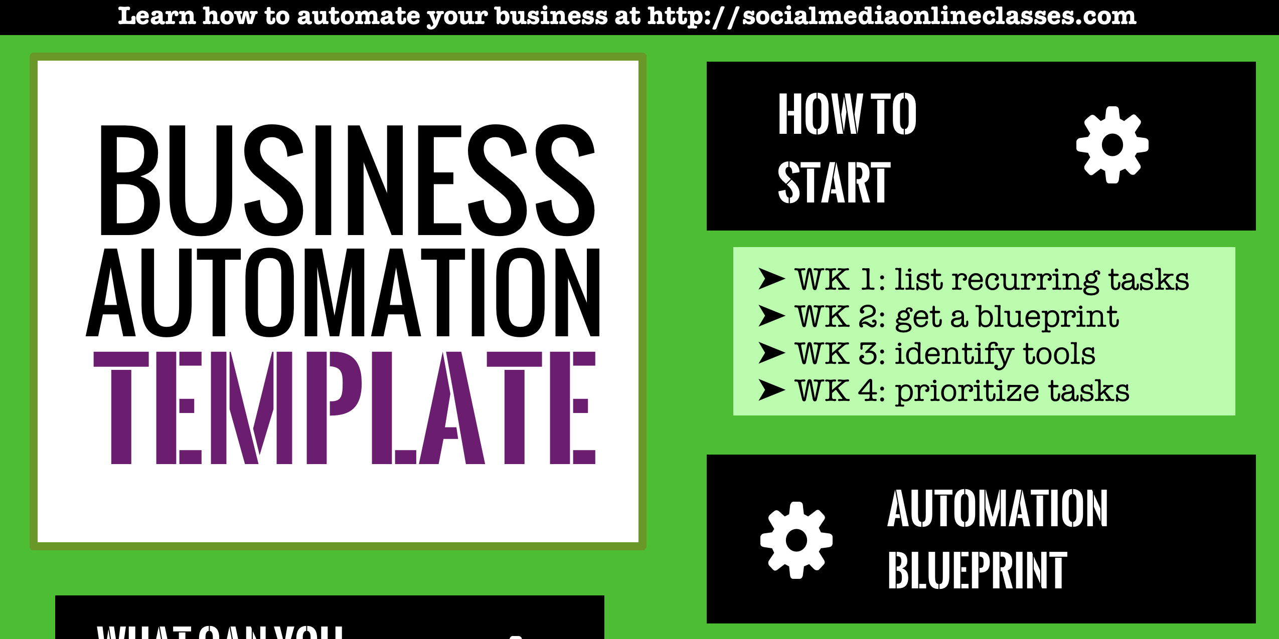 BUSINESS AUTOMATION TEMPLATE fi
